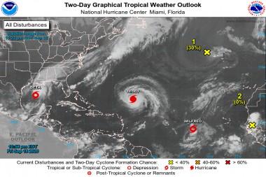 Tormenta tropical Beta