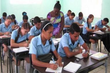 Comenzaron los exámenes de ingreso a la Educación Superior