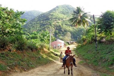Montañas  cubanas