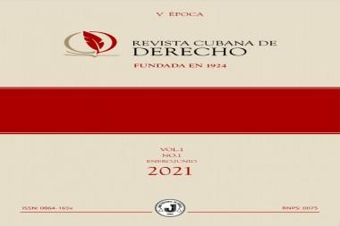 Revista Cubana de Derecho (RCD)