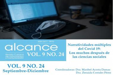 Alcance. Revista Cubana de Información y Comunicación