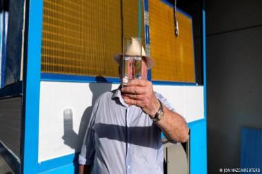 """Un ingeniero español crea máquina para producir agua potable """"de la nada"""""""