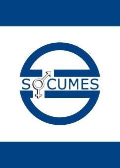 Logo de la Sociedad Cubana Multidisciplinaria para el Estudio de la Sexualidad, SOCUMES