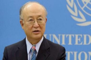 Yukiya Amano, director general del ente