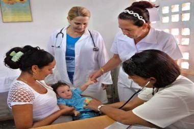 Médicos de la familia