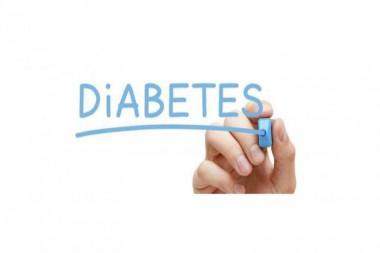 Cartel alegórico a la diabetes. Foto tomada de Internet