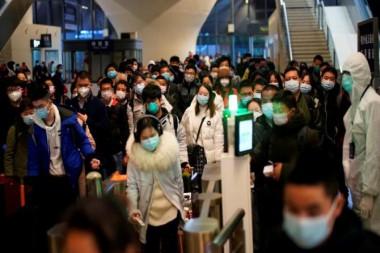 Ciudad china de Wuhan disfruta de su primer día de normalidad