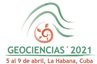 Logo de la IX Convención de Ciencias de la Tierra