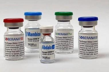 Candidatos vacunales cubanos