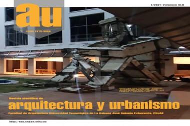 Revista Científica de Arquitectura y Urbanismo