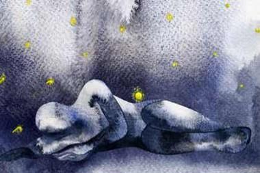 Imagen ilustrativa de figura recostada Foto: Muyinteresante.com
